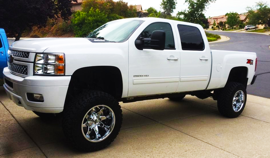 2014 Chevy Silverado 2500HD