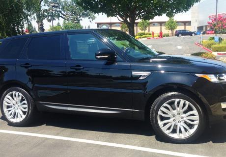 2014 Range Rover Sport Window Tint